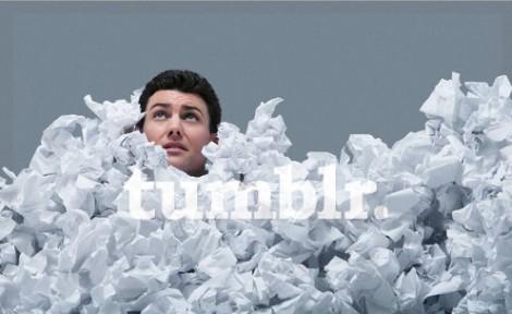 Tumblr spam