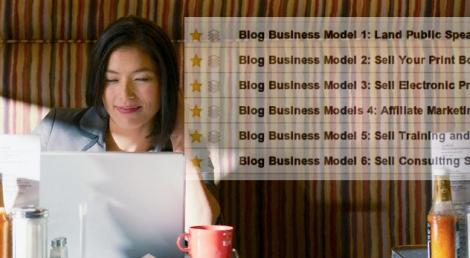 6 modelos de negocio blogs