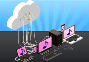Musica en la Nube