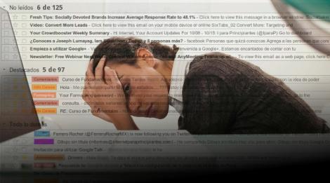 Email asesino de productividad