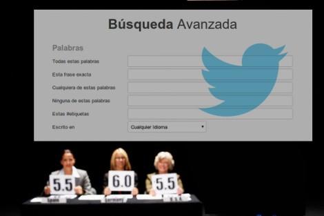 Busquedas Twitter