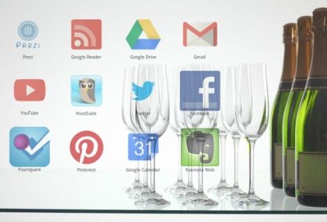 Propositos 2013 redes sociales