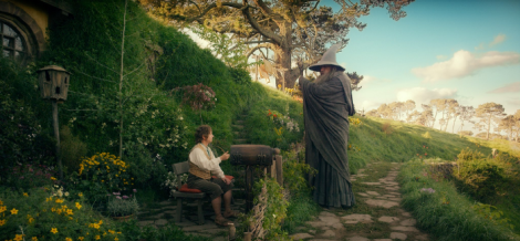 Reseña El Hobbit