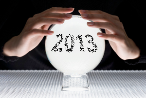 Predicciones 2013