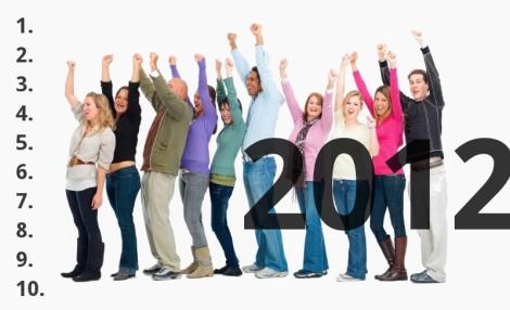Top10 de 2012