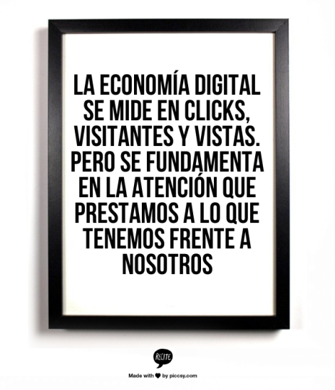 La Economia Digital de la Atencion