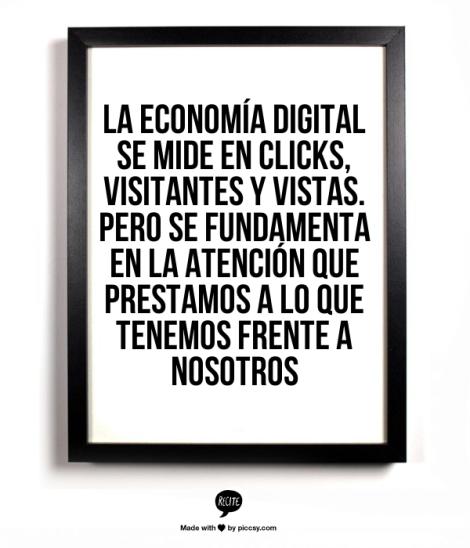La Economia Digital de la Atencion