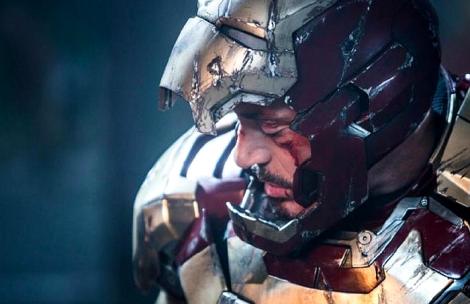 Reseña Iron Man 3