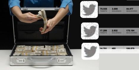 Se venden seguidores, retweets y faves baratos El mercado negro de Twitter