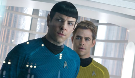 Reseña Star Trek En la Oscuridad Into the Darkness
