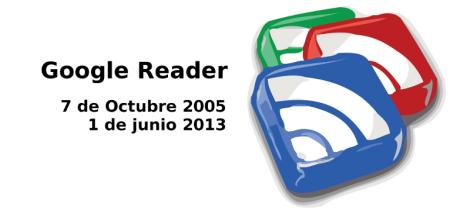 Despedida google reader