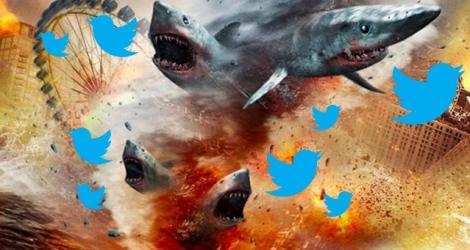 Paradoja redes sociales caso sharknado
