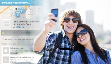 En Defensa del Foursquare los Tips y sus Listas