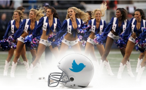 Twitter Forma una Alianza Estratégica con la NFL