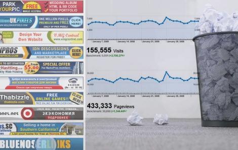 El Fraude Silencioso del Tráfico y la Publicidad en la Web