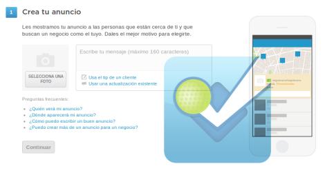 Foursquare abre su publicidad a todos los establecimientos del mundo