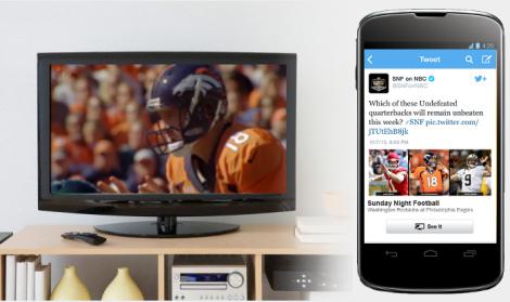 Twitter y su acuerdo con Comcast El nuevo control remoto de la TV