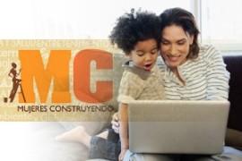 Encuesta Mamas en Internet Mujeres Construyendo