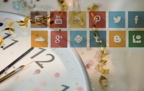 Las Redes Sociales Revisan sus Propósitos de Año Nuevo en 2013 y Preparamos Los de 2014