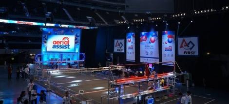 Competencia FIRST Robotics Mexico Equipo Buluk