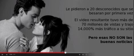 La Unica Estadística Importante Sobre el Video First Kiss No no son las vistas