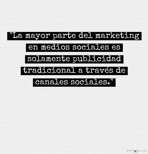 Marketing y Publicidad en Medios Sociales