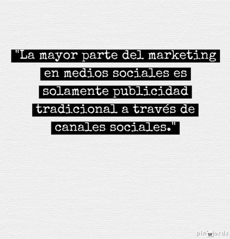 Marketing y Publicidad en Medios Sociales