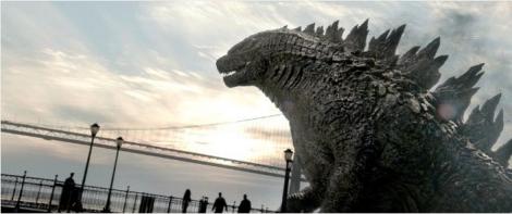 Reseña cine Godzilla