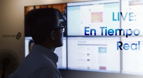 Creacion y Narracion en Tiempo Real Documental Project Live de Twitter
