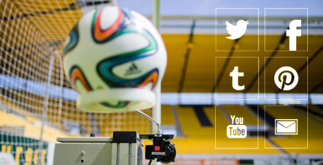 Podcast Tecnologia del Mundial de Futbol 2014