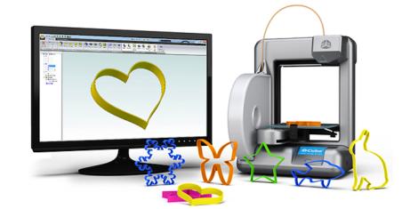 3dsystems cube impresora 3d 2