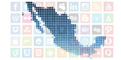 Las Plataformas de Medios Sociales Mas Usadas en Mexico
