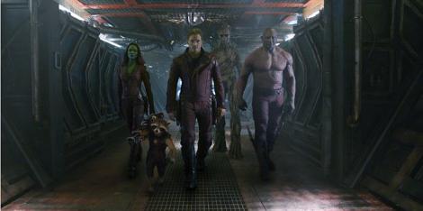 Guardianes de la Galaxia Reseña