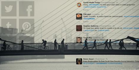 Los Peatones de los Medios Sociales