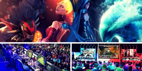 eSports La Industria de los videojuegos profesionales