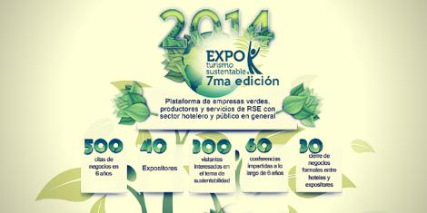 Expo Turismo Sustentable 2014
