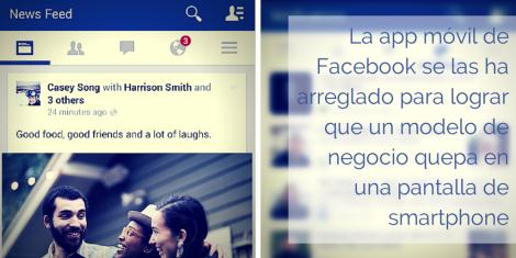 Facebook y publicidad movil