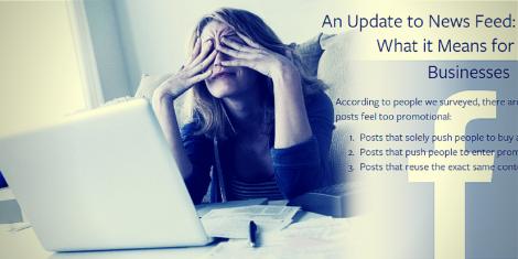 En el Pecado Va la Penitencia Facebook penaliza los posts promocionales
