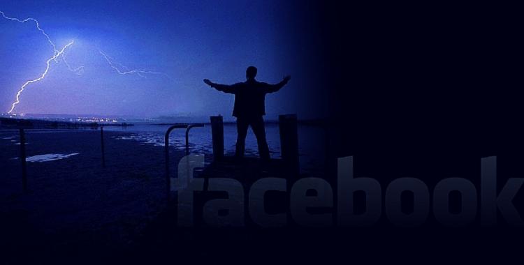 El Corazón de la Oscuridad Facebook y la distribución de contenido en web