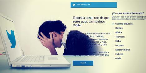 Twitter y su Inhospita Bienvenida a los Nuevos Usuarios