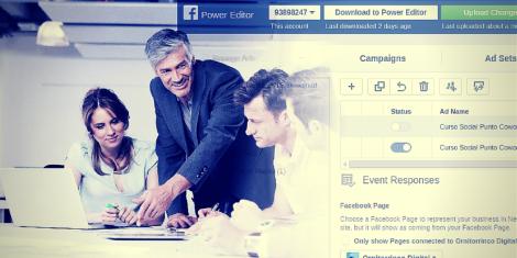 3 Cosas Importantes que sólo puedes hacer en Facebook Ads con el Power Editor