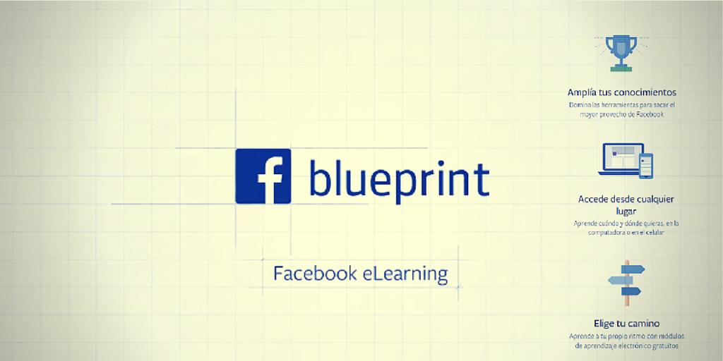 Facebook blueprint la capacitacin y certificacin oficial de facebook blueprint elearning publicidad malvernweather Choice Image
