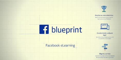 facebook Blueprint elearning publicidad
