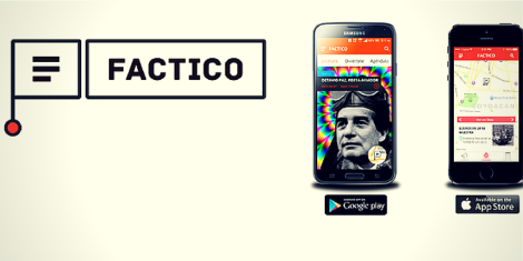 App Fáctico y la Geolocalización de las Noticias