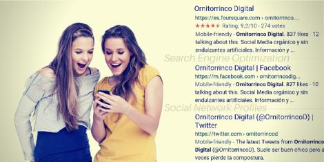 Medios ganados, redes sociales y SEO involuntario