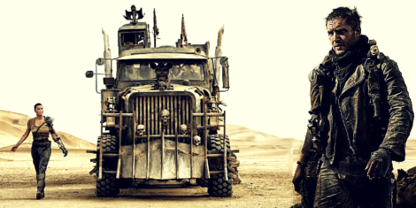 Mad Max Fury Road Camino de la Furia