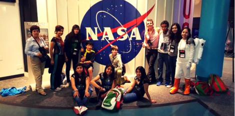 El Triunfo de Estudiantes Mexicanos en la NASA