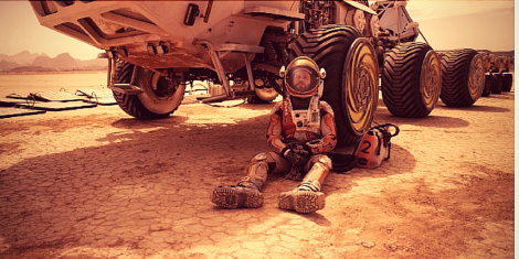 Reseña Mision Rescate The Martian