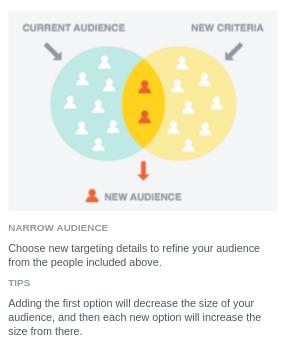 Segmentacion detallada Facebook Ads 2