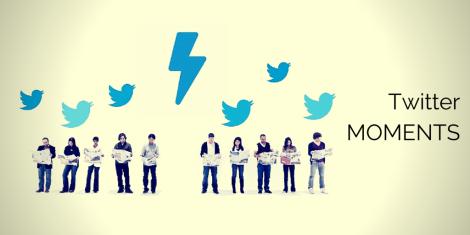 Twitter MOMENTS el nuevo periodico digital
